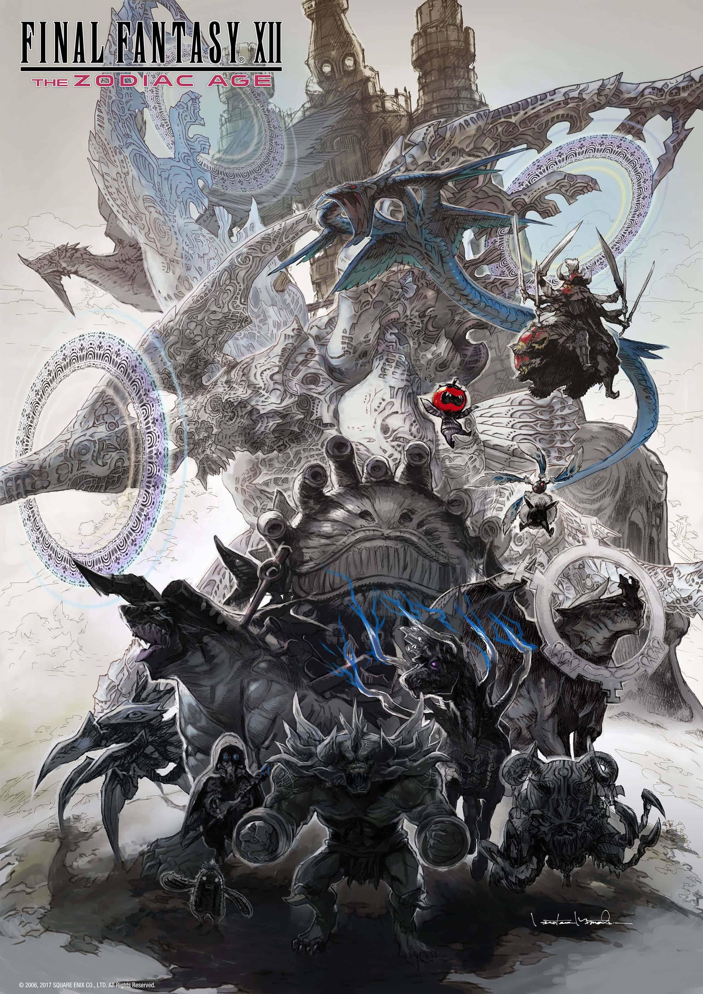 The making of Final Fantasy XII – Final Fantasy Fan Club VN